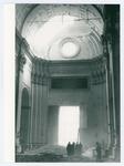 Duomo di Padova dopo i bombardamenti 22-23/3/1944