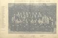Laureandi delle Sezioni Magistrali  1924-1925 (recto con velina)