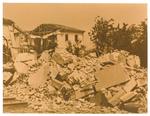 Arcella (Padova) nel corso dei bombardamenti