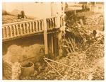 Borgomagno (Padova): distillerie Bortolozzi dopo il bombardamento 16/12/1943