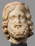 Testa maschile - Asclepio