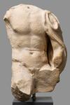 Statuetta - Figura maschile seduta