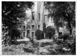 La sede di San Trovaso: il giardino