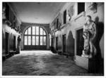 La sede di San Trovaso: il portego d'entrata