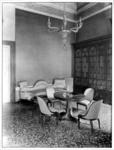 La sede di San Trovaso: una sala al piano nobile