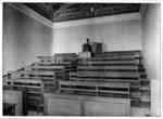 La sede di San Trovaso: aula