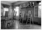La sede di San Trovaso: aula di disegno