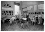 La sede di San Trovaso: aula di pittura