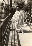 Guido Cirilli abbigliato alla turca