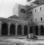 Il chiostro del convento dei Tolentini