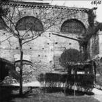 Il convento dei Tolentini prima dei lavori di restauro
