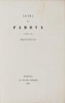 Guida di Padova e della sua provincia - Estratto