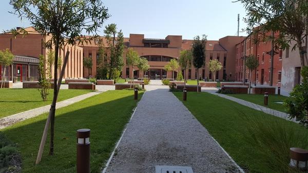 """Biblioteca di Area Economica """"Gino Luzzatto"""", San Giobbe"""