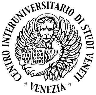 Logo Centro Interuniversitario di Studi veneti