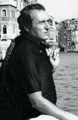 Carlo della Corte a Venezia.