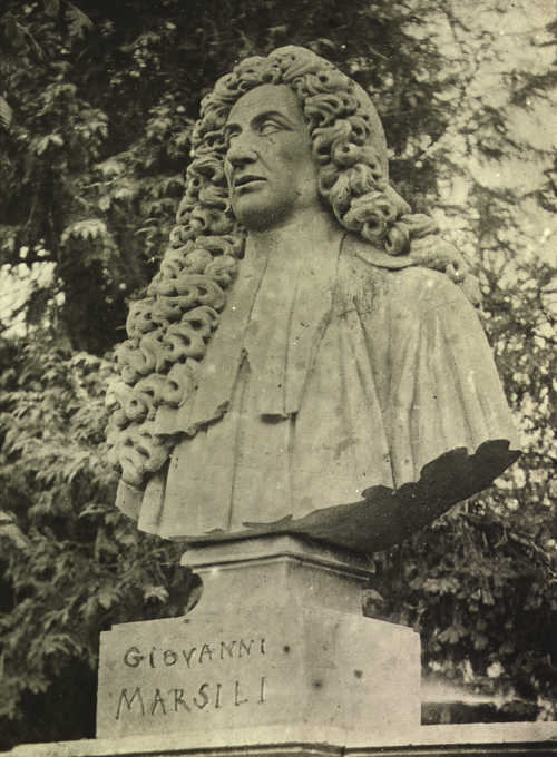 Bust of Giovanni Marsili