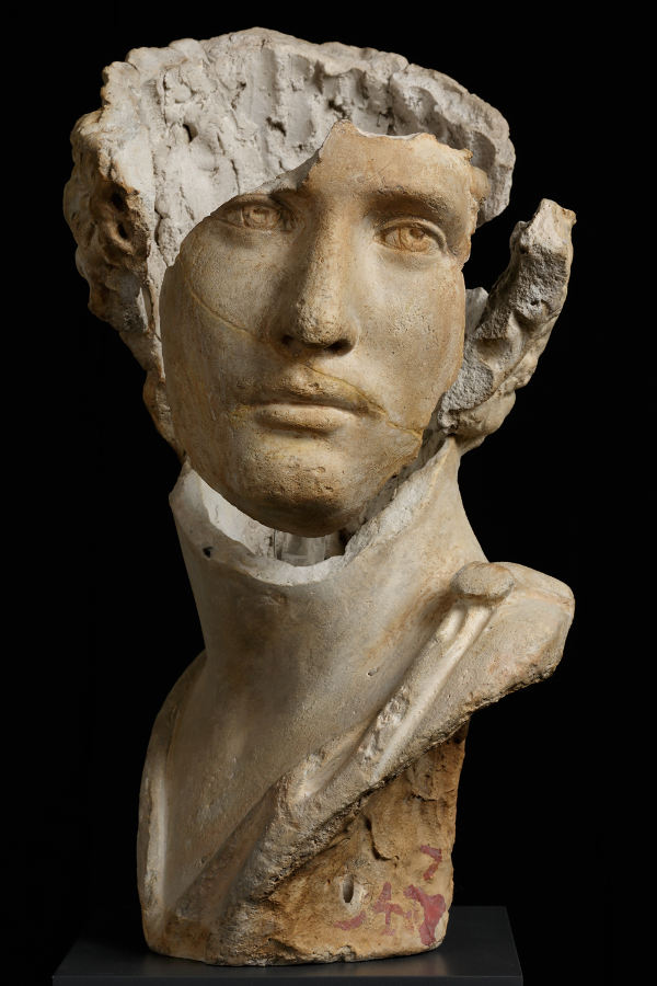 Head Cast of Lucius Verus (?)