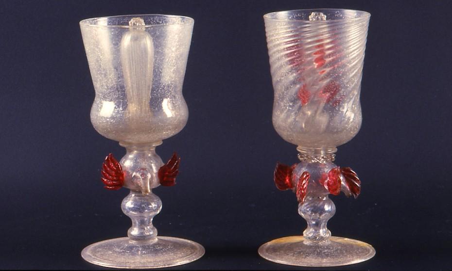 o:72011. Bicchieri di Tantalo